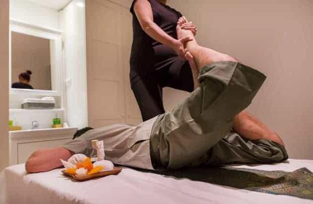 cuales son los beneficios del masaje tradicional tailandes